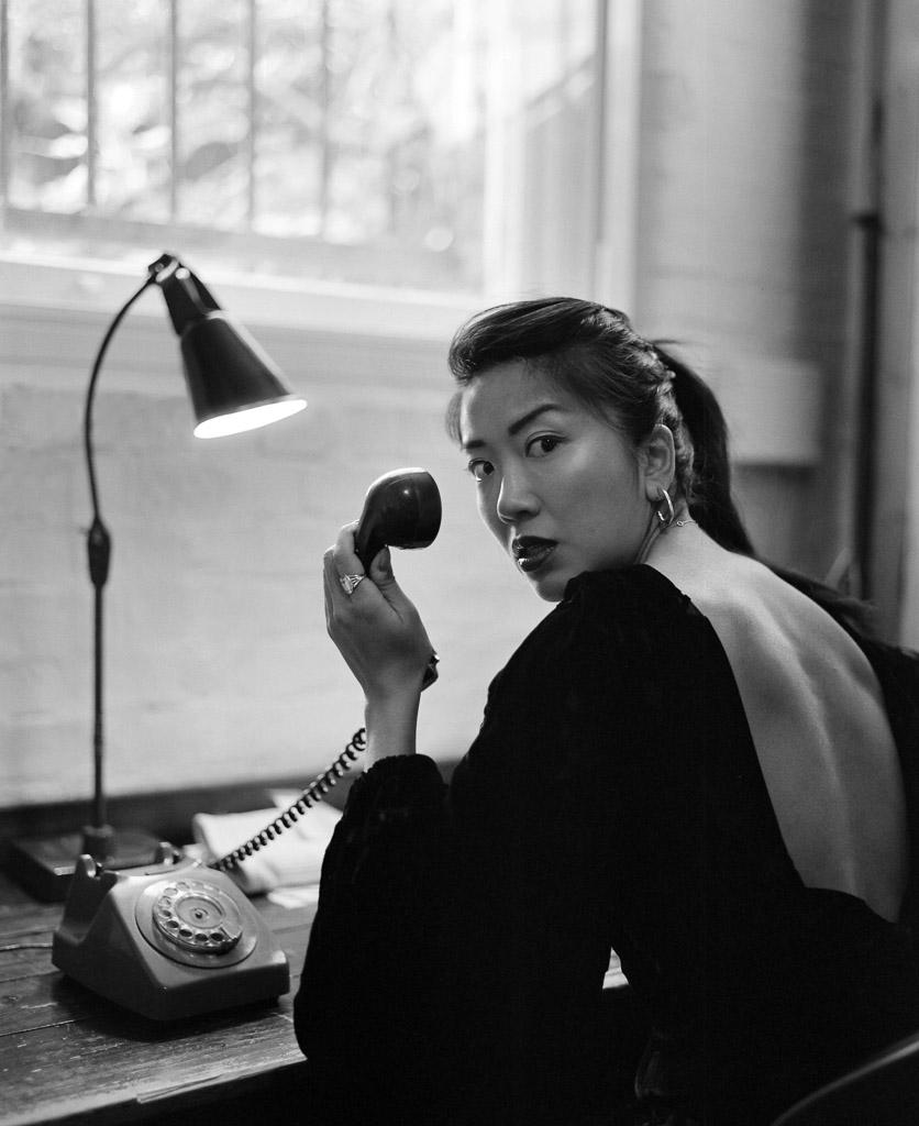 Chris Turner Celeste Wong Uncertain Magazine Film Photography