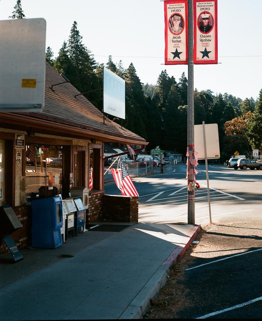Kyle Everett Smith Crestline California San Bernardino Mountains Uncertain Magazine Film Photography