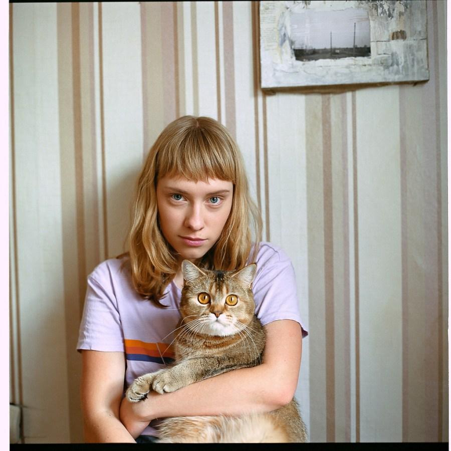 Tanya Brahinskaya Olya Lipnickaya Uncertain Magazine Film Photography