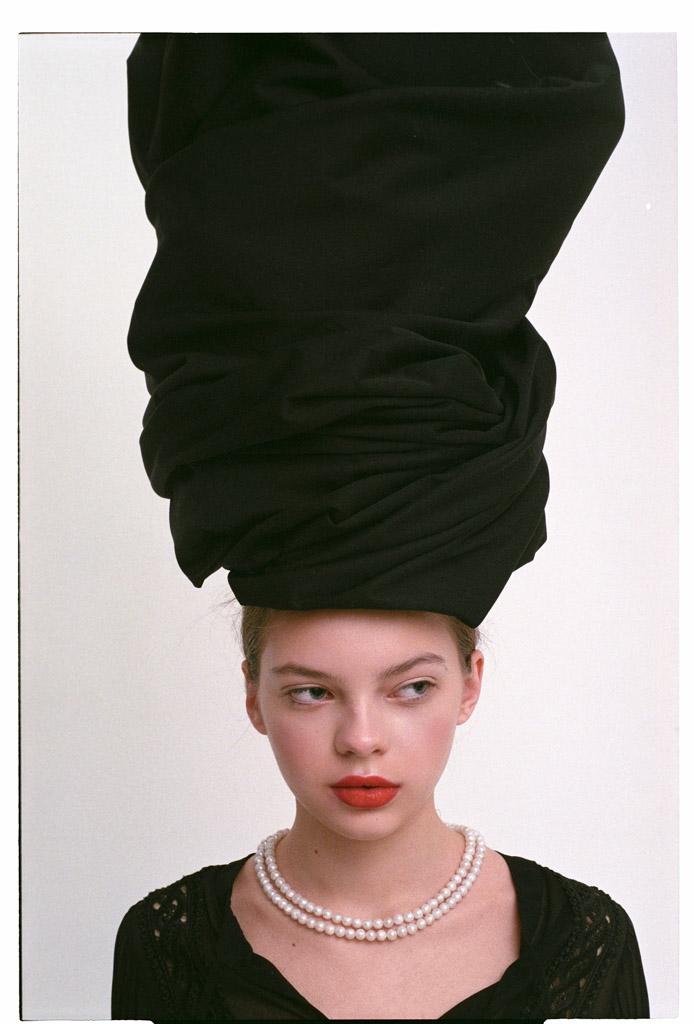 Vika Mehovich Uncertain Magazine Film Photography