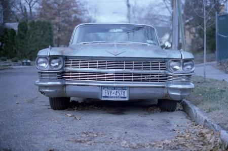 Zeno Gill Cars Uncertain Magazine Film Photography