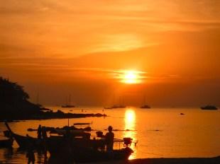 Sunset Beach Koh Lipe
