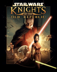 Knights of the Old Republic should have remained in my memories.