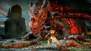 I have no desire to tackle a dragon at insane difficulty.