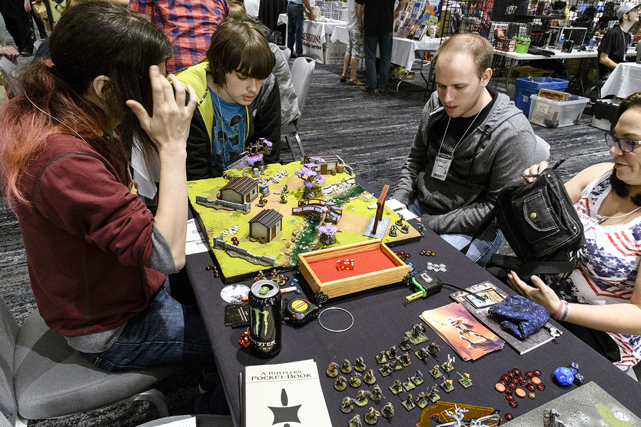 Tabletop Gaming at Kublacon: An Essay in Pictures – Uncertainty
