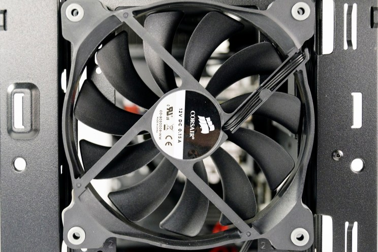 Ryzen PC front fan