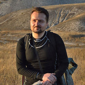 Ігор Балашов - охорона наземних молюсків, заповідної справа та ведення червоних списків