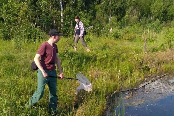 Експедиція по вивченю рідкісних видів малодосліджених регіонів України