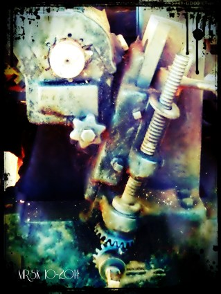 """""""Gears, Knobs, and Screws"""" - For more info please check out my deviantART page."""