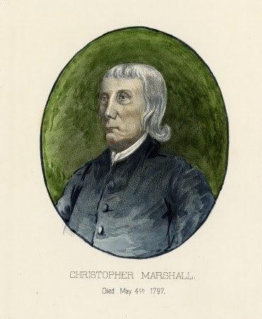 Christopher Marshall