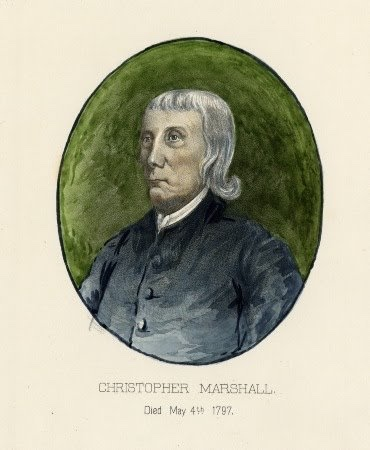 Christopher Marshall