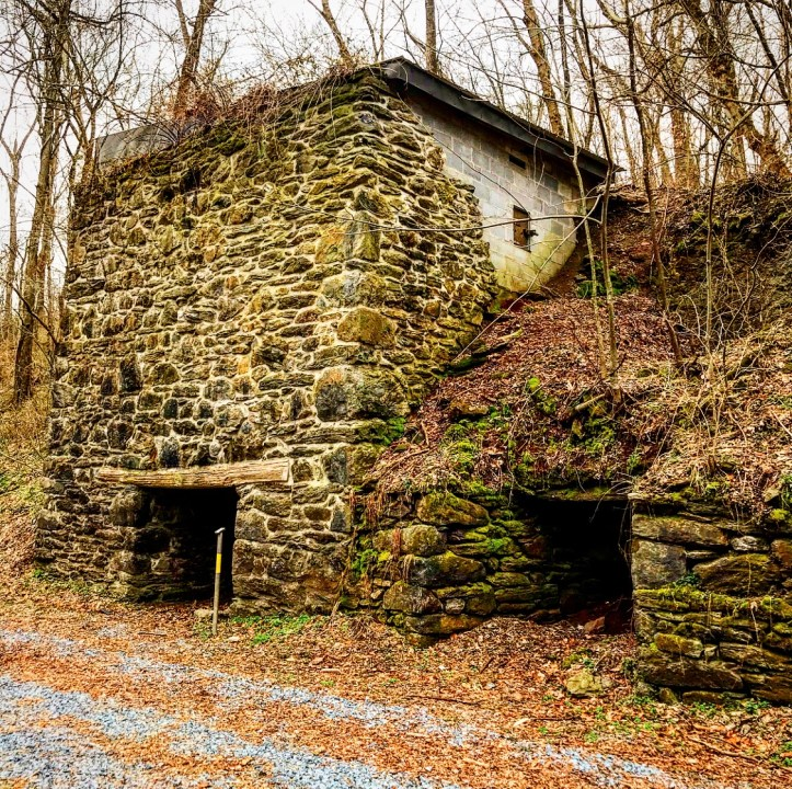 Image result for Lime Kiln at Silver Mine Park