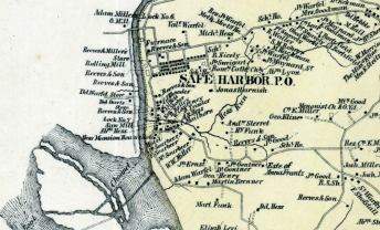 Conestoga Township 1864