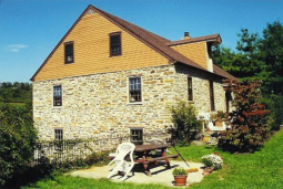 Flory's Mill as it appeared in 1999.
