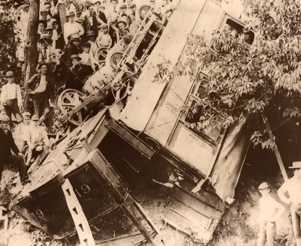 The worst trolley accident in Lancaster County history killed six and injured 68 people on August 9, 1896.