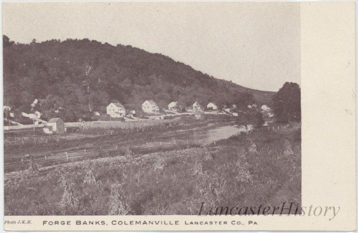colemanvilleForgeBanks
