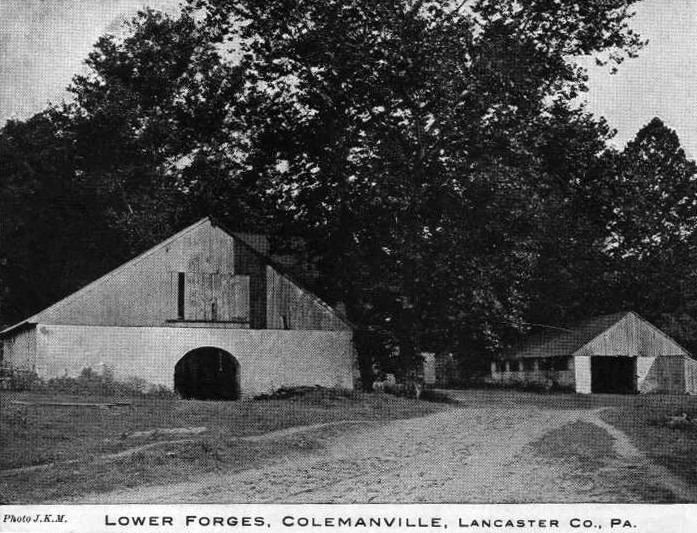 Lower Forges at Colemanville