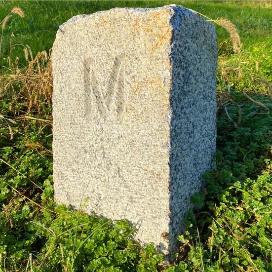 Maryland side of the Mason-Dixon line
