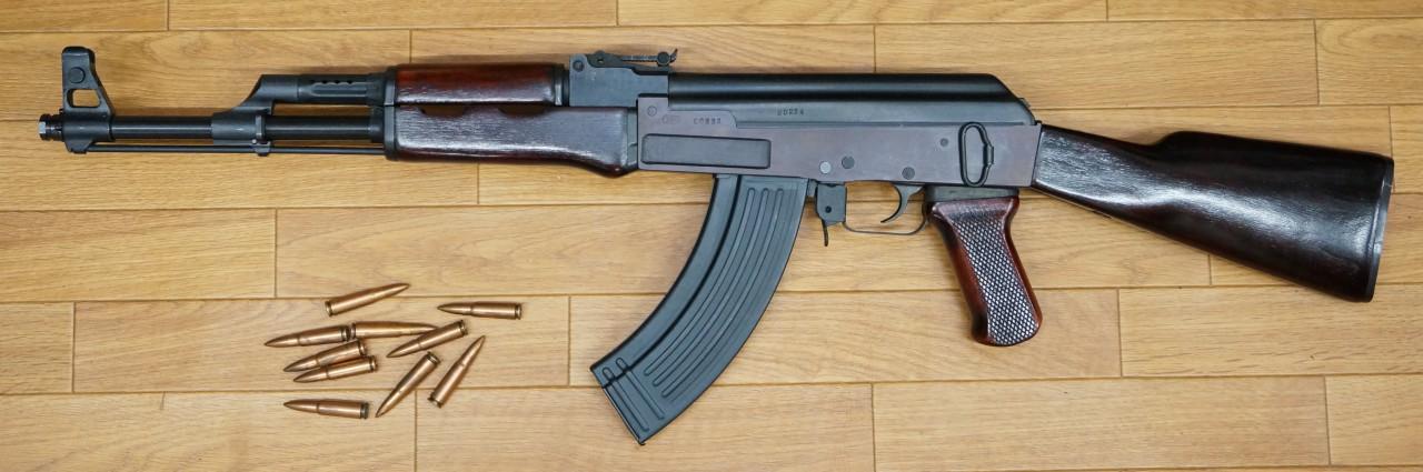 画像_無可動実銃 AK4701