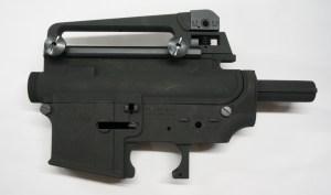 画像_マルイ電動M16用M4パーツ フルセット01