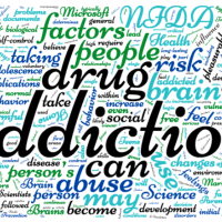Talk about it, not around it: Addiction