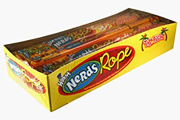 Box of Nerds Rope Tropical