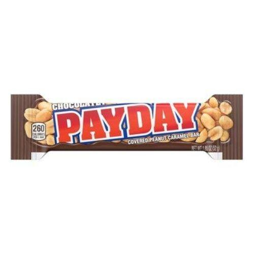 payday chocolatey candy bars 1 85 oz candy district candy store