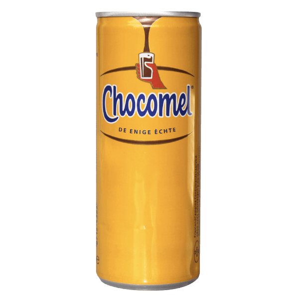 Chocomel Cans