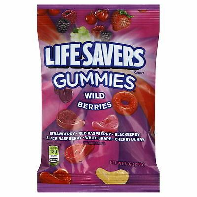 Life Savers Gummies Wild Berries 7oz 198g American 1