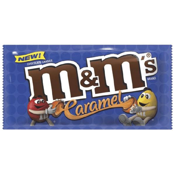 M&M's Caramel