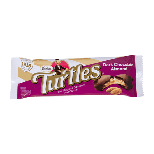 King Size Dark Chocolate Almond Turtles