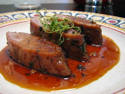 Simply The Best Pork Loin Recipe Ever