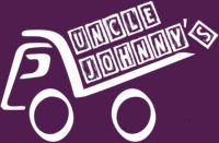Uncle Johnny's Junk Removal pick up logo