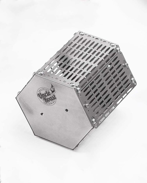 Uncle Roast 夯伯燒烤爐 滾筒烤籠 烤肉架 炭烤 800x1000