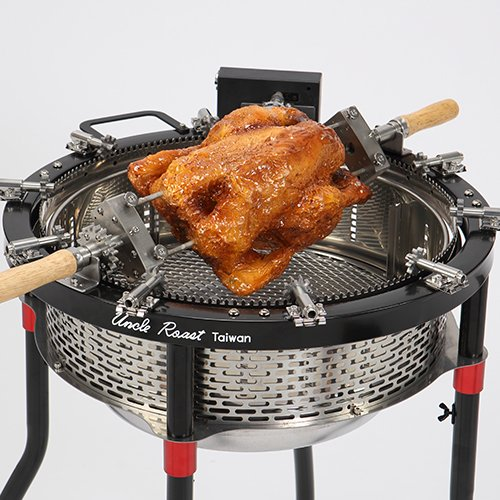 Uncle Roast BBQ Grill-Accessories 燒烤配件 烤雞 500x500