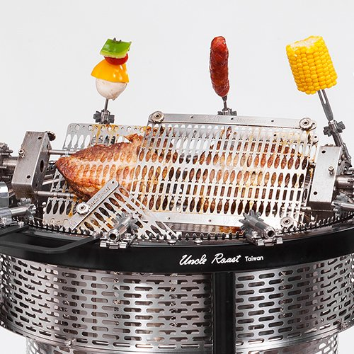 Uncle Roast BBQ Grill-Accessories 燒烤配件 燒烤夾網 500x500