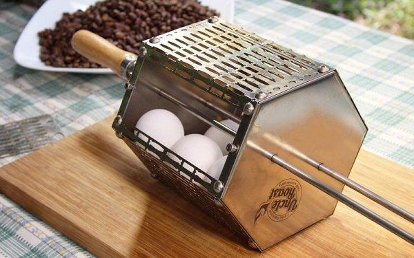 Uncle Roast BBQ Grill-Accessories BBQ Roller egg 燒烤配件 滾筒烤龍 雞蛋 II 500x800