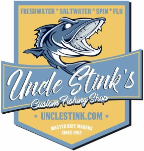 Uncle Stink's Custom Fishing Shop - Uncle Stink's Custom