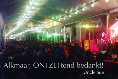 Uncle Sue Alkmaar PreOntzet 2016