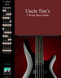 Uncle tim   string bass guitar ebook also guide chords and scales rh uncletim
