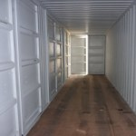 One Trip Multi Door 40 Ft High Cube Multi Door Sea Container Uncle Wiener S Wholesale