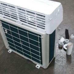Air Conditioner Container First Grade Activities Venn Diagram New 12 000 And 24 Btu Ductless Ac Mini Split