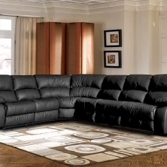Black Leather Sleeper Sofa Set Orange Brown Bonded Acme Diamond