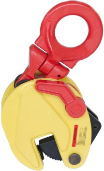 2200 Lbs Vertical Steel Plate Lifting Clamp 99