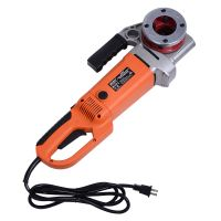 NEW PORTABLE ELECTRIC PIPE THREADER 6 DIES .5-2 IN - Uncle ...