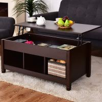 NEW MODERN COFFEE TABLE LIFT TOP END TABLE STORAGE - Uncle ...