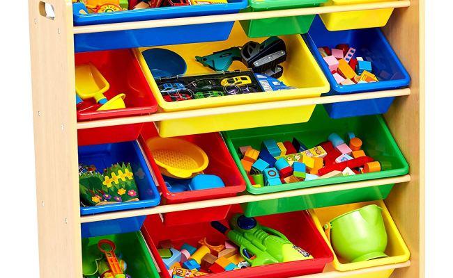 New Kids Toy Organizer Closet Organizer Boys Girls