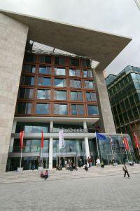 Find free WiFi 7 days a week at Amsterdam's Openbar Bibliotheek. Photo Credit: Amsterdam Marketing