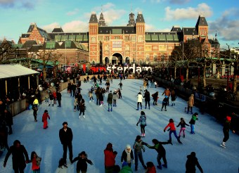 ICE Amsterdam remains open through early January.