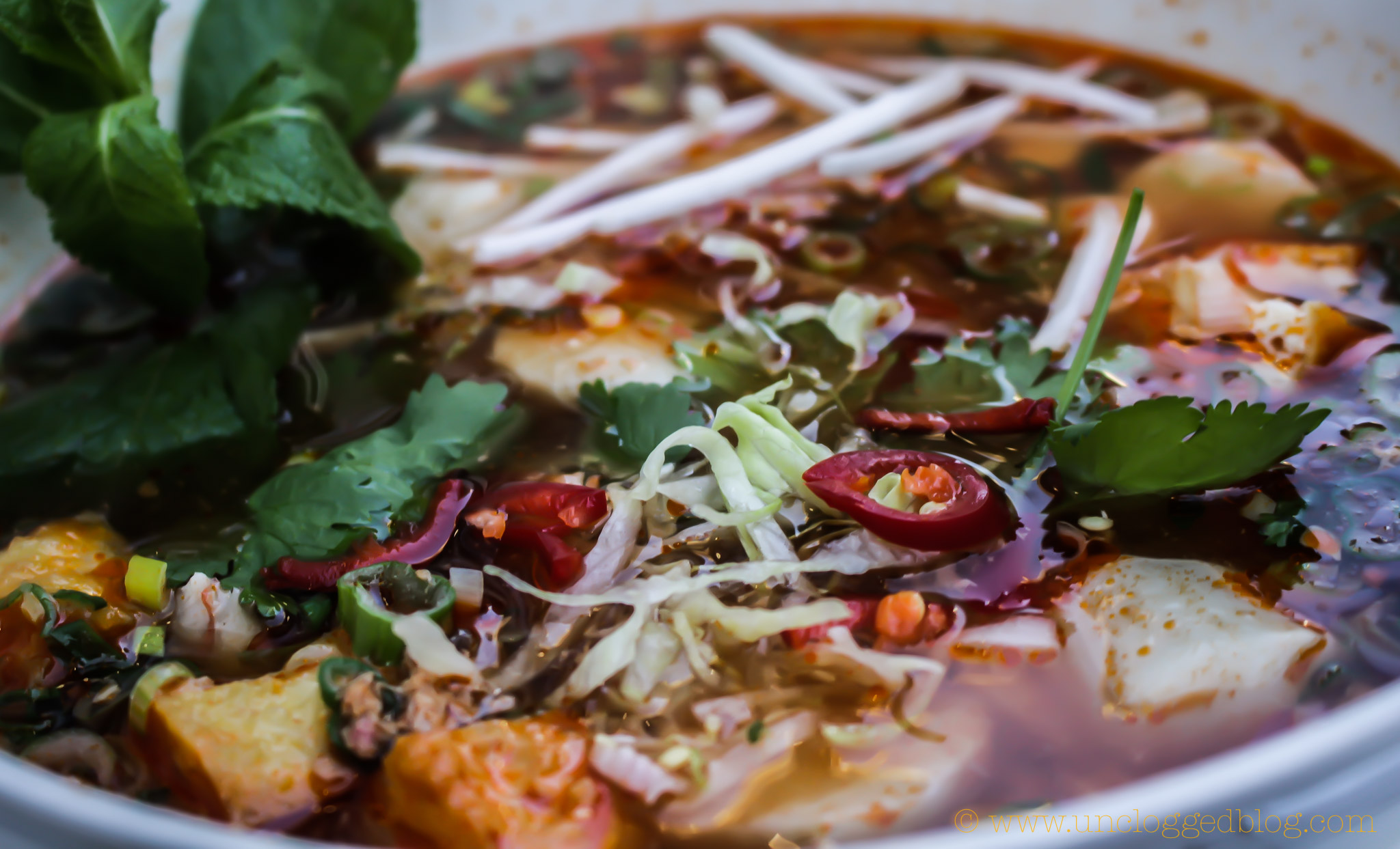 Asian Food Near Heart Of Amsterdam